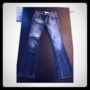 American Rag Dark Denim Flare Jeans 👖